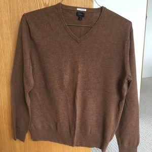 J. Crew. Men's V-neck Sweater. M
